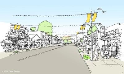Oak Street Scenario 1