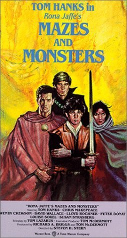 Mazes and Monsters Cover