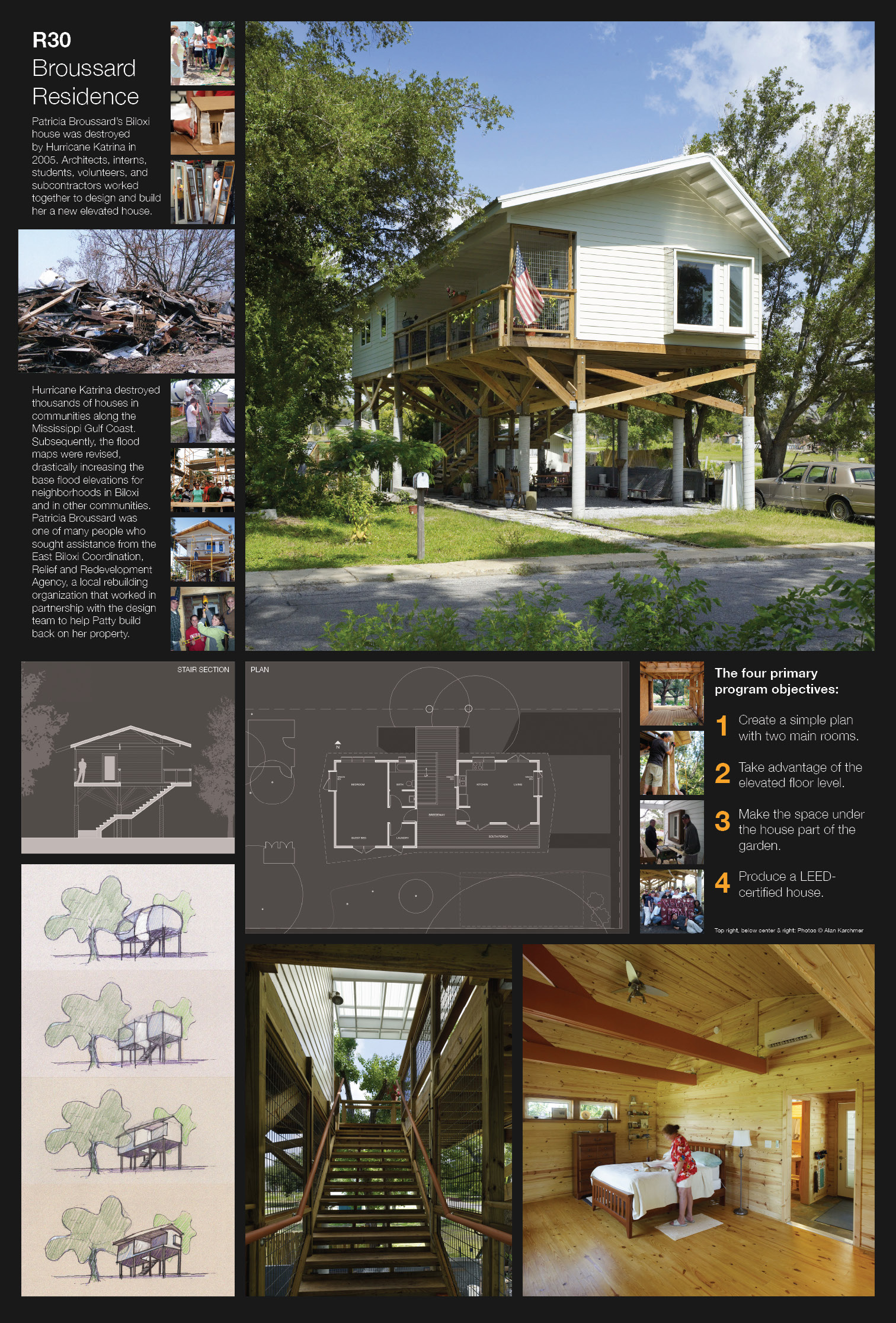 GCCDS Submittal for 2009 AIA-MS Design Awards | Southern ...